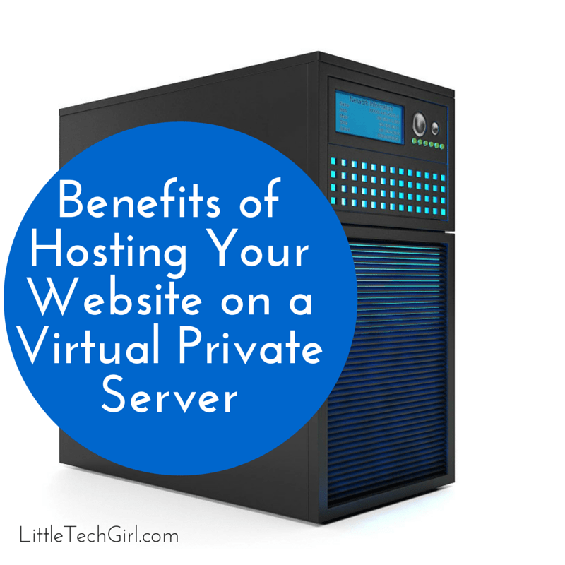 Benefits of Hosting Your Website on a Virtual Private Server