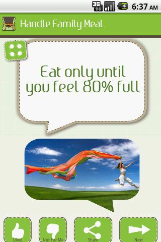 Android App Review: My Diet Coach Pro