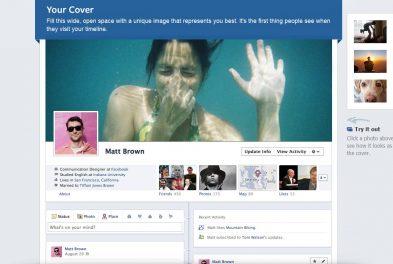 More Facebook Changes: Bring on the New Facebook Timeline!