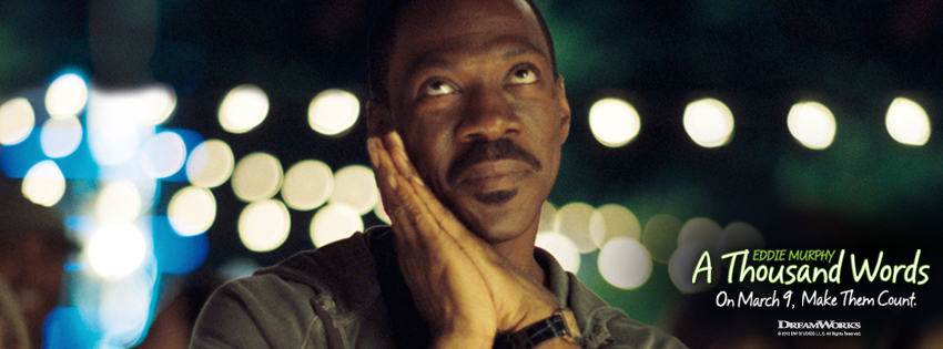 Eddie Murphy Has a Thousand Words to Say… or Does He?