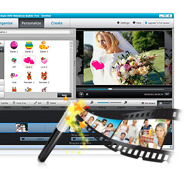 Wondershare DVD Slideshow Builder Review