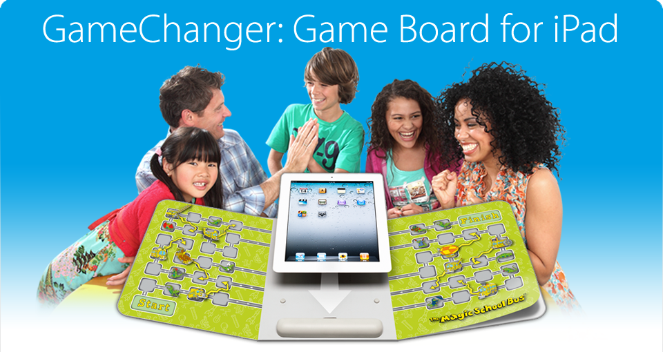 Gift Guide Review & Giveaway: GameChanger for iPad