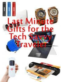 Gadgets for the Tech Savvy Traveler