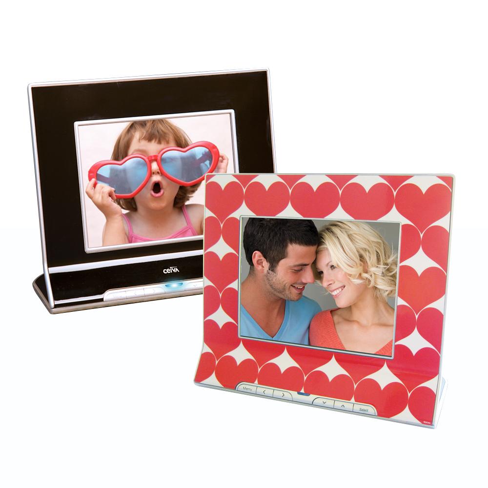 High Tech Valentine's Day Gift: Ceiva Digital Photo Frame