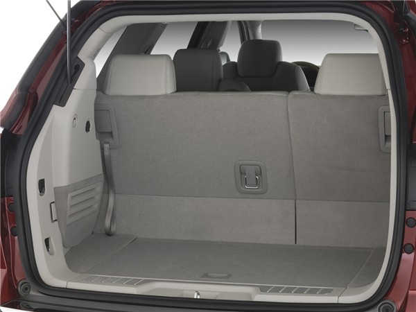 Buick Enclave Cargo Space