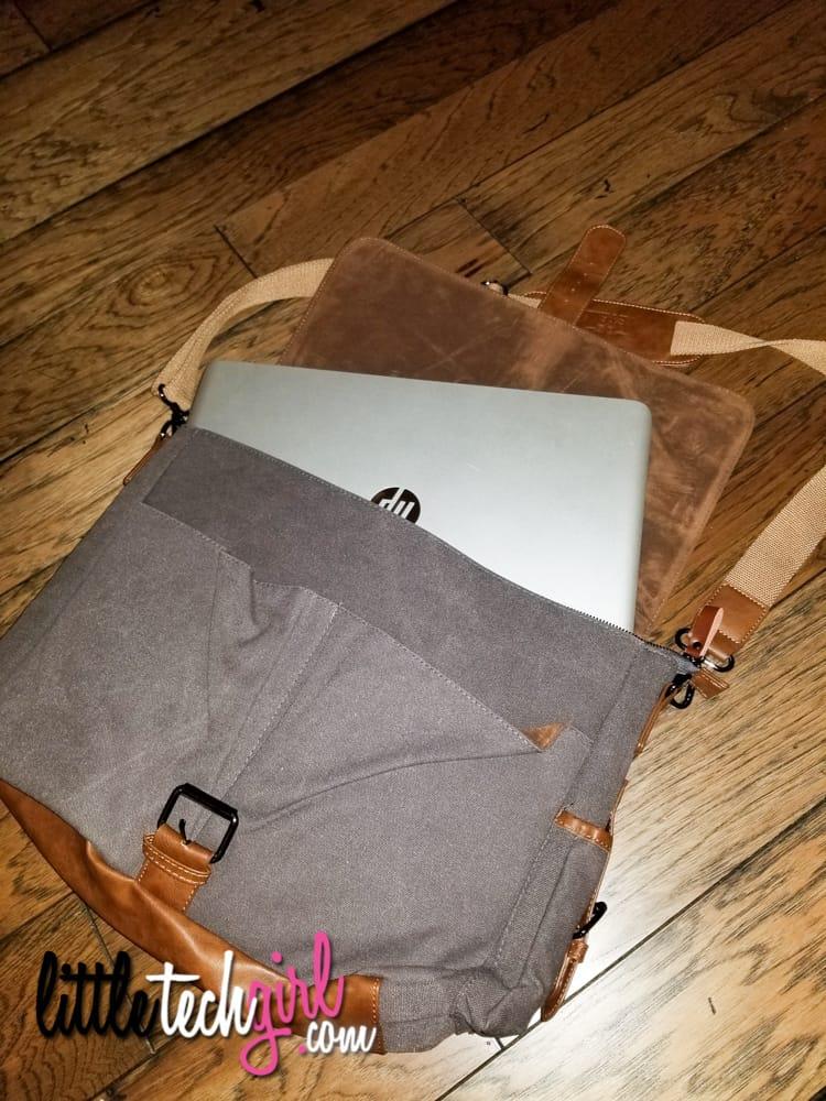 Vetelli Laptop Bag - Littletechgirl