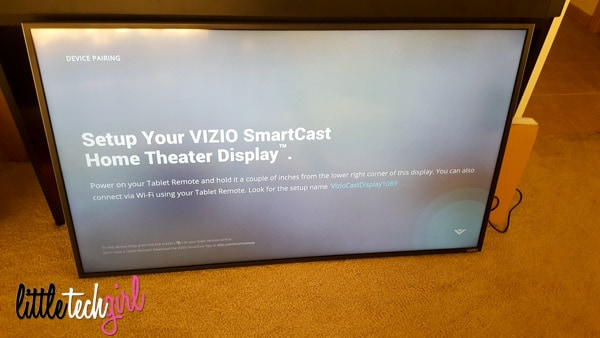 Vizio M-Series TV with SmartCast