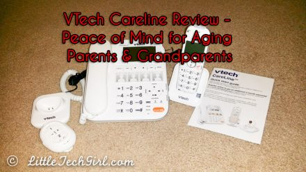 VTech Careline Review – Peace of Mind for Aging Parents & Grandparents