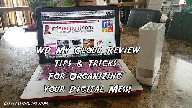 Tips & Tricks for Organizing Your Digital Mess w/ Western Digital