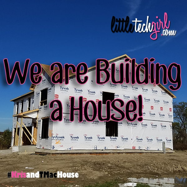 We are Building a House! #KrisandTMacHouse