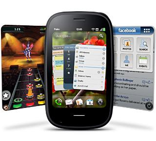 HP's Mobile OS webOS 2.0 Coming First to Palm Pre 2