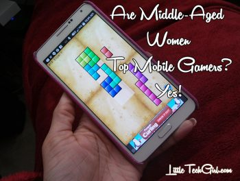 Do Middle-aged Women Account for Majority Of  Mobile Players?